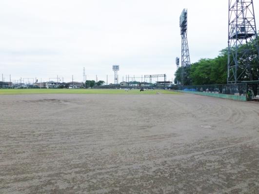 明保地区 駒生運動公園