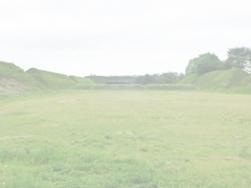 明保地区 陸上射撃場跡地